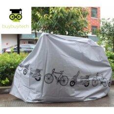 Buybuytech Bike Covers ผ้าคลุมรถจักรยาน ผ้าคลุมรถมอเตอร์ไซค์ By Buybuytech.