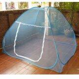 ราคา Camping In Th มุ้งเต็นท์ มุ้งกันยุง มุ้งสปริง เต็นท์สปริงมุ้ง ขนาด 6 ฟุต นอนได้ 3 คน คละสี ที่สุด