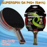 ขาย ซื้อ ออนไลน์ Captain Tsubasa ไม้ปิงปอง Table Tennis รุ่น Superspin G4 P40 St12601P40