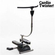 คาร์ดิโอ ทวิสเตอร์ (cardio Twister) เครื่องสเต็ปเปอร์ (stepper) เครื่องออกกำลังกาย