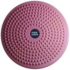 จานทวิส จานหมุนเอว ใหญ่ 12นิ้ว สีชมพู Twist Disc เป็นต้นฉบับ