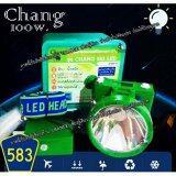 ซื้อ Chanee ไฟคาดศรีษะหัว จอดิจิตอล 100W กันน้ำ ตราช้าง รุ่น 583 Led แสงขาว ถูก กรุงเทพมหานคร
