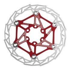 ขาย เชียร์ Deckas จักรยานเสือภูเขาจักรยานแผ่นดิสก์เบรค 160 มิลลิเมตร 6 กลอนโรเตอร์สีแดง Unbranded Generic เป็นต้นฉบับ