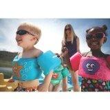 ขาย ซื้อ ออนไลน์ Children S Life Jacket Baby Floating Swim Drift Life Vest Color Pattern Random Intl