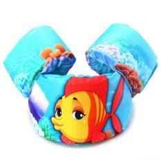 ส่วนลด สินค้า เสื้อชูชีพสำหรับเด็ก ช่วยพยุงตัวในการว่ายน้ำ ลายการ์ตูน รูปปลา