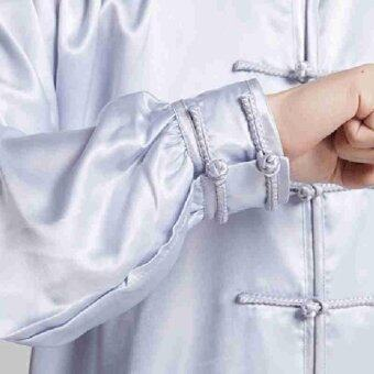 Chinese Kung Fu Costumes Martial Arts Tai Chi Uniform Jackie Chan Style Suits - intl