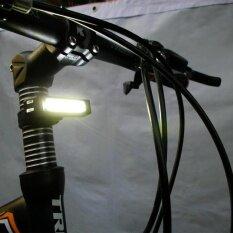 ขาย Comet ไฟหน้าจักรยานหลอด Led แสงสีขาว แบบชาร์ตได้ Usb รุ่น 2261 ใน กรุงเทพมหานคร