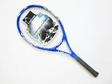 ซื้อ Compound High Strength Carbon Aluminum Tennis Racket Blue Unbranded Generic ถูก