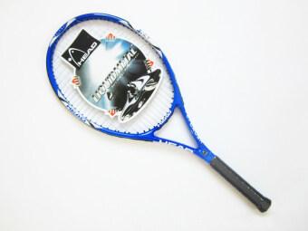 Compound high strength carbon aluminum tennis racket (blue)