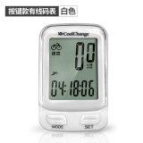 ราคา Coolchange ภาษาจีนไร้สายกันน้ำเครื่องวัดความเร็วจักรยานตารางรหัส Coolchange ใหม่