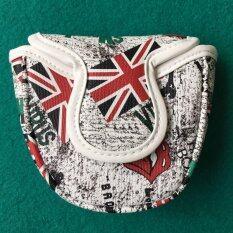 ส่วนลด Cover Putter England Flag Style Cpd001 White