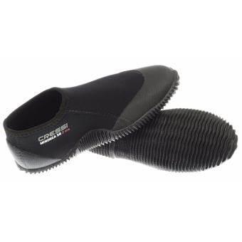 รองเท้าบูท บูทสั้น บูทใส่ดำน้ำ อุปกรณ์ดำน้ำ CRESSI MINORCA SHORTY BOOTS 3mm-