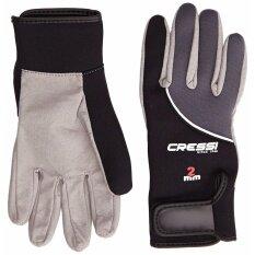 ซื้อ Cressi Tropical Neoprene Diving Gloves 2Mm ออนไลน์ Thailand