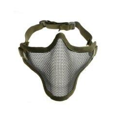 ซื้อ หน้ากากกันลม หน้ากากเดินป่า หน้ากากกันกระสุนเกมส์ยิงปืน เพนท์บอล Csเกมส์ การล่าสัตว์และกีฬากลางแจ้งต่างๆ รุ่น Spz033 Sapa ออนไลน์