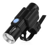 ขาย ซื้อ Cycle Zone Usb Rechargeable Bike Cycling Stretched Light Bicycle Front Flashlight With Quick Release Clip Intl ใน จีน