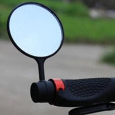 การขี่จักรยานพับได้จักรยานปลอดภัยจักรยานแม่งดูกระจกหลัง 2ชิ้น - Intl.