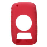 ซื้อ Cycling Silicone Rubber Case Cover Skin For Garmin Gps Edge 800 810 Lightweight Red Intl ถูก