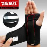 ส่วนลด Detachable Steel Splint Wrist Strain Sprain Hand Sports Brace Protector Intl
