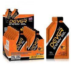 โปรโมชั่น Dever เจลให้พลังงาน สำหรับนักกีฬา รสส้ม 40 Ml แพค 12 ถูก