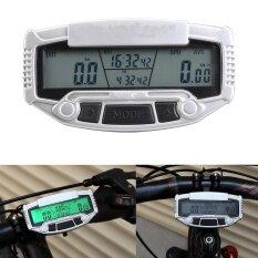 เครื่องวัดระยะทางของจักรยานดิจิตอล จอ Lcd By Joyonline.