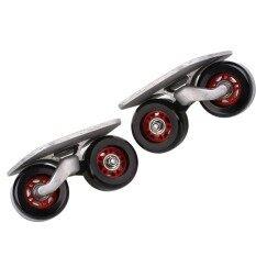ราคา Drift Board Roller Road Anti Skid Skateboard Free Line Wheels Sports Outdoor Intl ถูก
