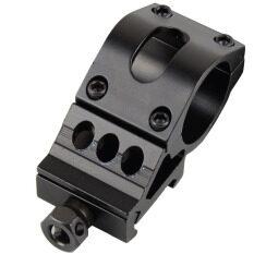 โปรโมชั่น Easybuy 1Pcs Tactical Flashlight Laser 1 Offset For Picatinny Weapon Rail Mount Intl ใน จีน