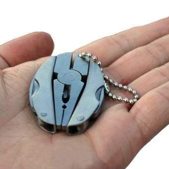เครื่องมือคีมพับอเนกประสงค์แบบพกพา, เครื่องมือตั้งแคมป์ที่อยู่รอด EDC Travel Kits - intl-