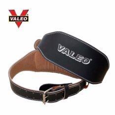 ราคา เข็มขัดฟิตเนส หนังแท้ Valeo Size M ใหม่