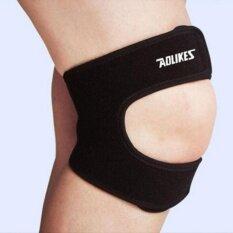 ขาย Elastic Brace Kneepad Adjustable Patella Knee Pads Knee Support Brace Safety Guard Strap For Basketball Free Size(24003) Intl Unbranded Generic ออนไลน์