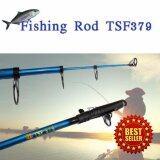 ราคา Elit เบ็ดตกปลา พกพา ยาว 3 6 เมตร Telescopic Fishing Rod รุ่น Tsf379 ที่สุด