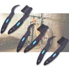 ซื้อ Elit ชุดแปรงขัด ล้าง ทำความสะอาด เฟืองท้ายจักรยาน Bike Chain Cleaner 3ชิ้น ใหม่