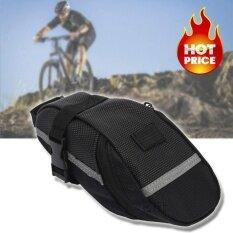 โปรโมชั่น Elit กระเป๋าใต้จักรยาน ใต้อาน กระเป๋าใส่ของ จักรยานเสือภูเขา Bike Bag Back Seat Tail รุ่น Bbg2 04Gh Black กรุงเทพมหานคร