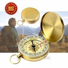 Elit เข็มทิศ สีทองสุดคลาสสิค  Classic Compass (gold).