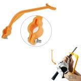 Sinlin Golf Swing Training Aid Tool อุปกรณ์ซ้อมกอล์ฟ สีส้ม ใหม่ล่าสุด