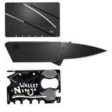 ราคา Elit มีดพับ บัตรเครดิต มีดการ์ด Ninja Wallet Card 18 In 1 Tools การ์ดอเนกประสงค์ เป็นต้นฉบับ