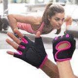 โปรโมชั่น Elit ถุงมือฟิตเนส ถุงมือออกกำลังกาย ไซส์ L Fitness Glove Weight Lifting Gloves Pink Elit ใหม่ล่าสุด