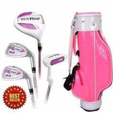 ขาย Elit ชุดไม้กอล์ฟเด็ก ผู้หญิง Usa Kids Golf Set Junior G*rl อายุ 3 5 ขวบ Pink ใหม่