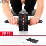 ราคา Esogoal Ab Roller Wheel Big Exercise And Fitness Wheel For Core Strength Training And Abdominal Workout With Easy Grip Handles With A Anti Slip Knee Mat ราคาถูกที่สุด