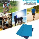 Esogoal Cooling Towel Instant Icy Cooling Chilly Towel For Sports Workout Fitness Gym Yoga Pilates Travel Camping More Blue Intl ใหม่ล่าสุด