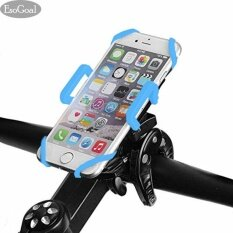 ขาย ซื้อ Esogoal Phone Holder For Bike Bicycle Motorcycle Phone Mount Holder With Asymmetric Design For Vast Compatibility Cell Phone More Intl ใน จีน