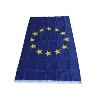 European Union Flag 3ft x 5ft Polyester - intl