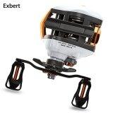 ส่วนลด Exbert 12 1 Bearings High Quality Left Right Hand Water Drop Wheel Fishing Reel Intl