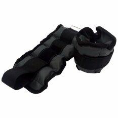 Exercise ถุงทรายข้อเท้า/ข้อมือ ขนาดน้ำหนัก 1กก./คู่ Nt-708a1 (ออกใบกำกับภาษีได้) By Thai Sports Co.,ltd..