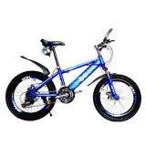 ราคา Expert Group จักรยาน เสือภูเขา Boxds 20 นิ้ว 21 เกียร์ซิมาโน่ บังโคลนหน้า หลัง โช้คหน้า ดิสเบรคหน้า หลัง สีน้ำเงิน ราคาถูกที่สุด