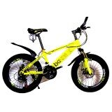 ราคา Expert Group จักรยาน เสือภูเขา Boxds 20 นิ้ว 21 เกียร์ซิมาโน่ บังโคลนหน้า หลัง โช้คหน้า ดิสเบรคหน้า หลัง สีเขียวอ่อน Expert Group เป็นต้นฉบับ