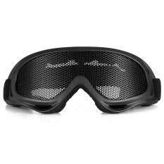 ราคา ราคาถูกที่สุด Eyewear Goggles Airsoft Black