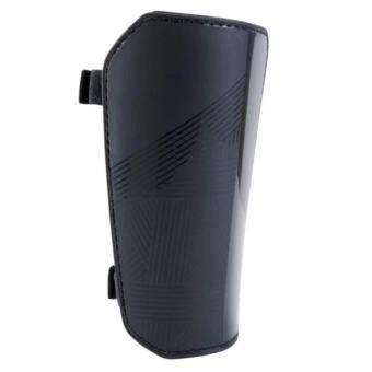 สนับแข้งผู้ใหญ่สำหรับเล่นฟุตบอลรุ่น F100 (สีดำ) ขนาด L