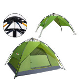 ซื้อ Family Camping Tents Dome Tent Green ถูก จีน