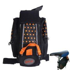 ราคา Fashion Modern Cycling Bicycle Bike Outdoor Pannier Saddle Pouch Seat Bag ใน จีน