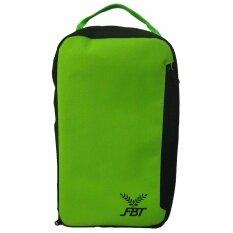 กระเป๋าใส่รองเท้า กระเป๋าใส่อุปกรณ์กีฬา Fbt 17-1000 เขียว.
